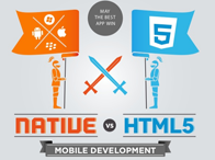 HTML5 vs. Native presentation